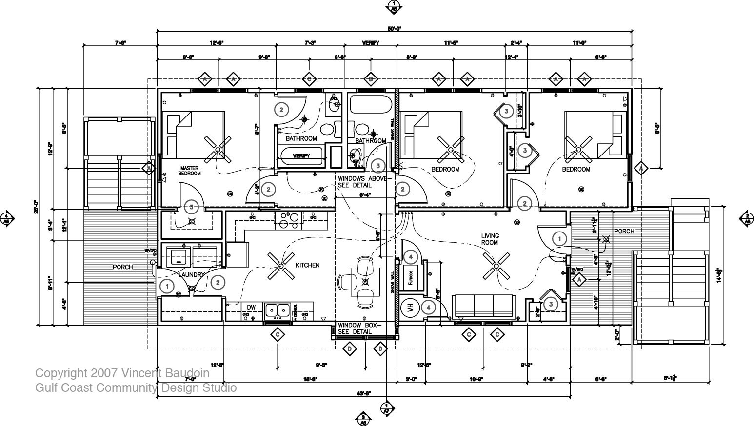 Building plans valdonprops for Floor framing plan